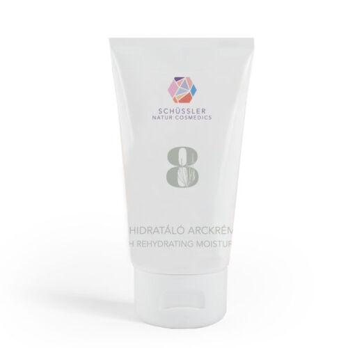 Nr.8 Schüssler hidratáló natúr arckrém