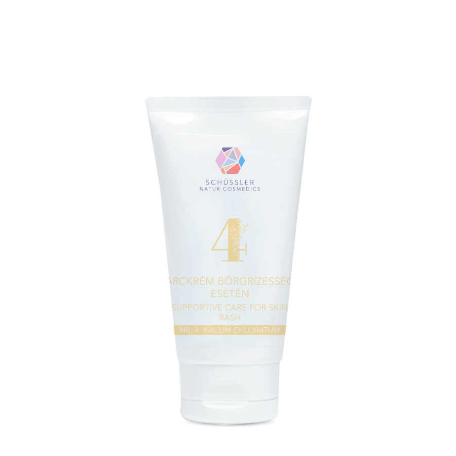 Nr.4 Schüssler natúr arckrém bőrgrízesség esetén
